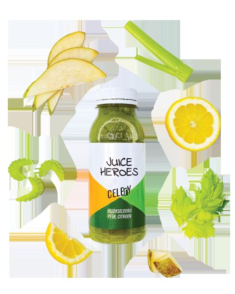 Celery Juice Heroes