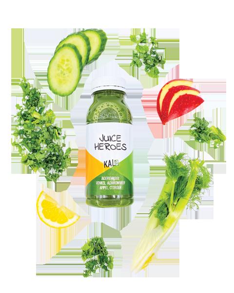 Kale Juice Heroes
