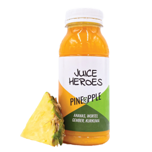 Pineapple Juice Heroes
