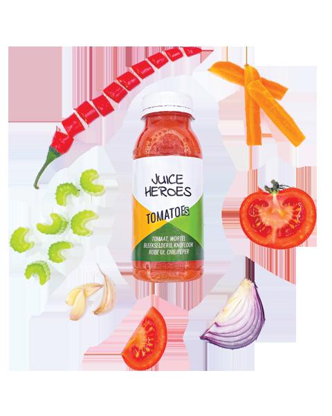 Tomatoes Juice Heroes